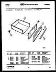 Diagram for 04 - Drawer Parts