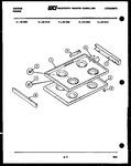 Diagram for 04 - Cooktop Parts