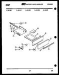 Diagram for 13 - Broiler Drawer Parts