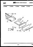 Diagram for 14 - Broiler Drawer Parts