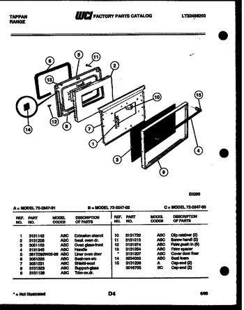 Diagram for 72-2547-23-03