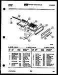 Diagram for 05 - Broiler Drawer Parts