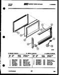 Diagram for 07 - Upper Oven Door Parts
