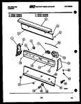 Diagram for 05 - Console And Control Parts
