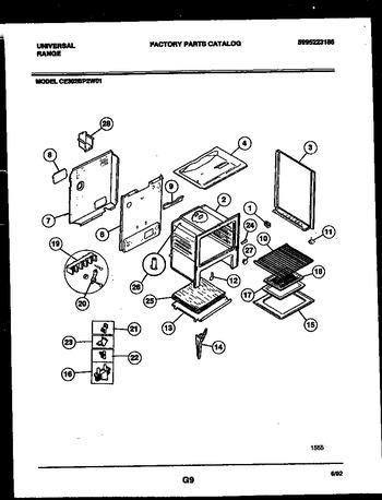 Diagram for CE302BP2WW01