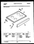 Diagram for 07 - Cooktop Parts