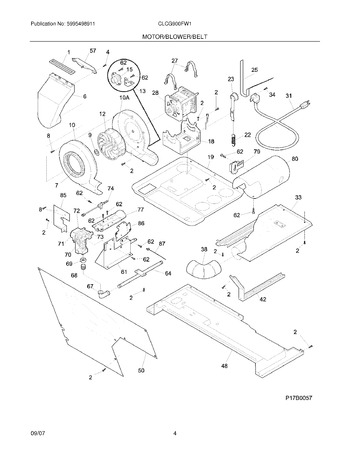 Diagram for CLCG900FW1