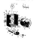 Diagram for 04 - Cabinet & Drum