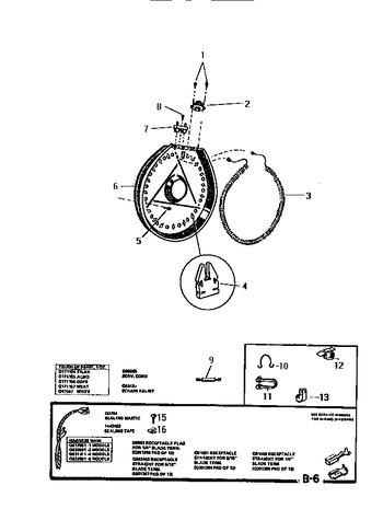 Diagram for DE800EDW1