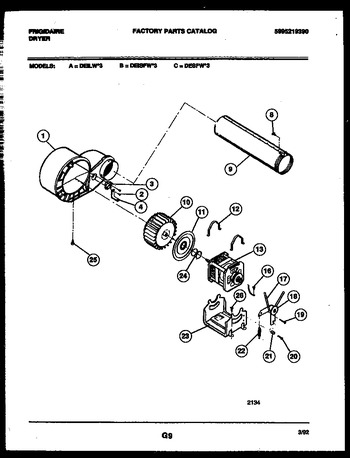 Diagram for DESFL3