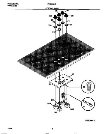 Diagram for FEC6X9XCSB