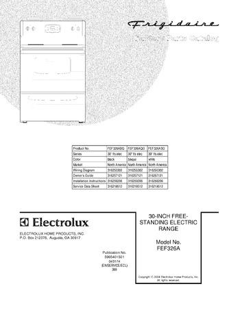 Diagram for FEF326ABG