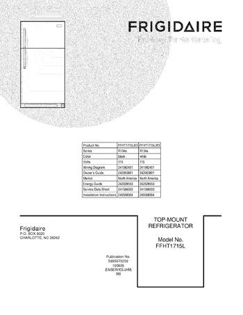 Diagram for FFHT1715LB3