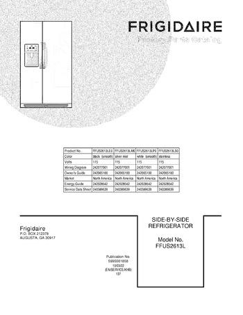 Diagram for FFUS2613LE0