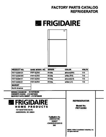 Diagram for FRT13CRHZ1
