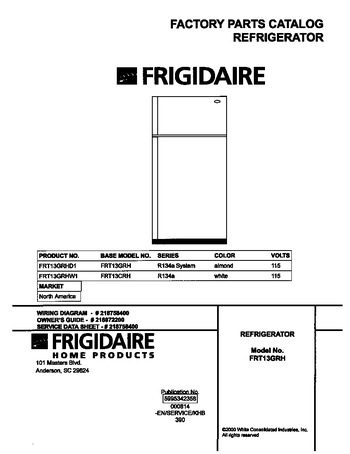 Diagram for FRT13GRHD1