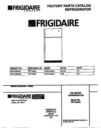 Diagram for FRT16JRCW2