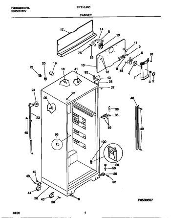 Diagram for FRT16JRCD2