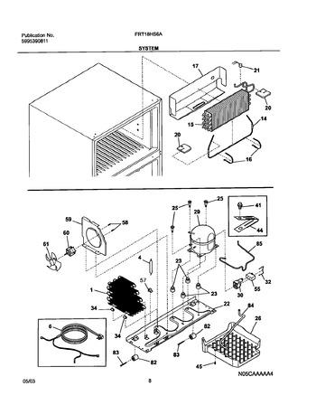 Diagram for FRT18HS6AQ8