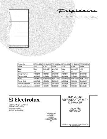 Diagram for FRT18IL6DKL