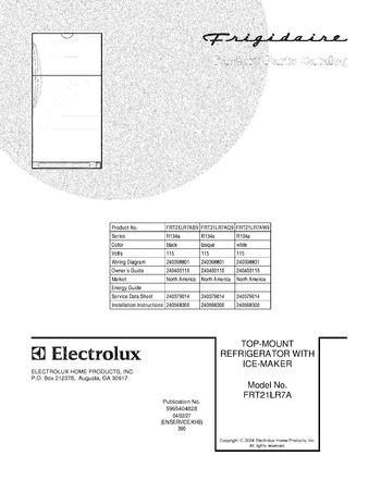 Diagram for FRT21LR7AQ9