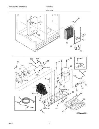 Diagram for FSC23F7DBC