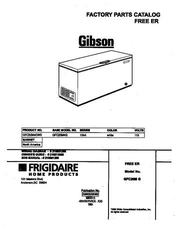 Diagram for GFC20M4GW2