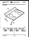 Diagram for 05 - Cooktop Parts