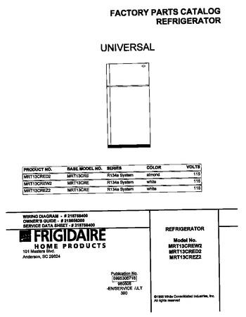 Diagram for MRT13CREZ2