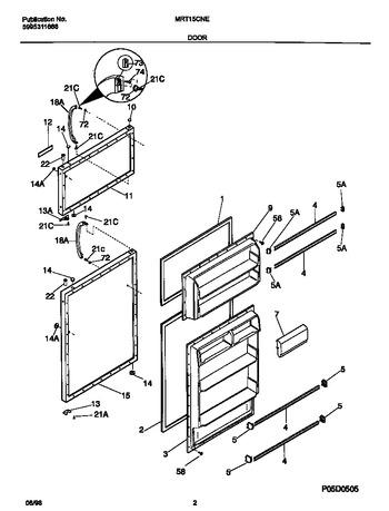 Diagram for MRT15CNEWA