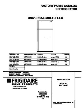 Diagram for MRT15CNEWB