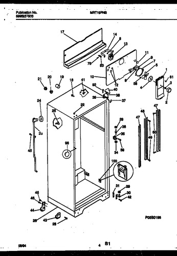 Diagram for MRT19PNBW1