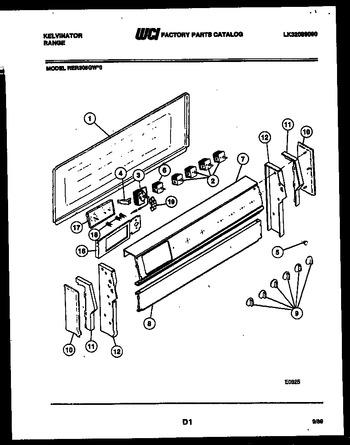 Diagram for RER305GW0