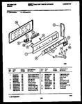 Diagram for 02 - Backguard Parts