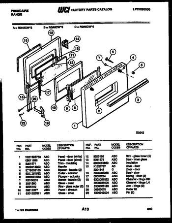 Diagram for RG45CW3
