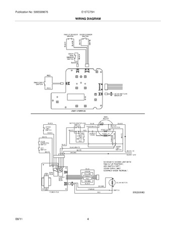 e15tc75hss parts list f59 wiring schematic 2003 chevy trailblazer wiring schematic