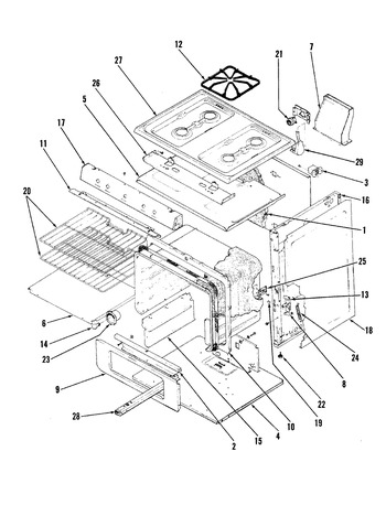 Diagram for 31FA-10KXS-ON