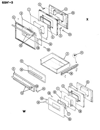 Diagram for 65HN-3W