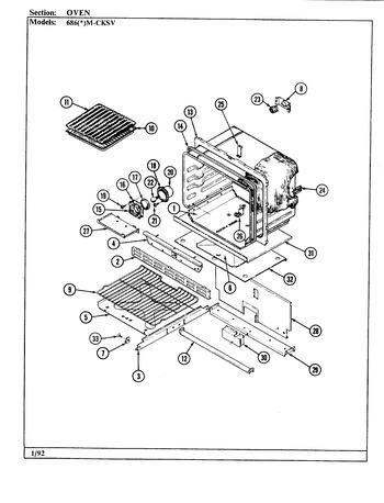 Diagram for 686WM-CKSV
