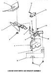 Diagram for 10 - Loading Door Switch & Bracket Assy