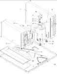 Diagram for 02 - Evaporator, Condenser & Compressor