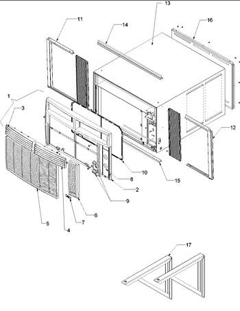 Diagram for AE18090C2D (BOM: P1225016R)