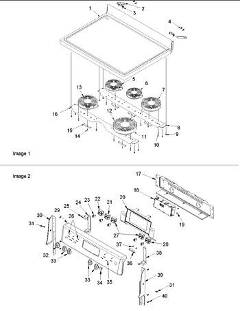 Diagram for ACF4265AW (BOM: PACF4265AW0)