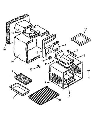 Diagram for AGS746E (BOM: P1130736N E)