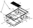 Diagram for 01 - Burner Box Section