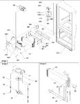 Diagram for 05 - Evaporator & Freezer Control Assy