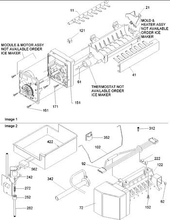 Diagram for ARB2107AC (BOM: PARB2107AC0)