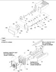 Diagram for 09 - Ice Bucket Auger & Ice Maker Parts