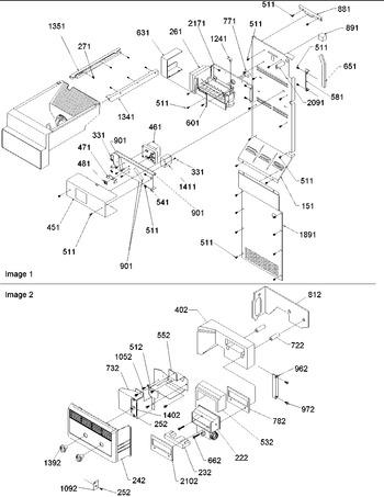 Diagram for ARS2667AS (BOM: PARS2667AS0)