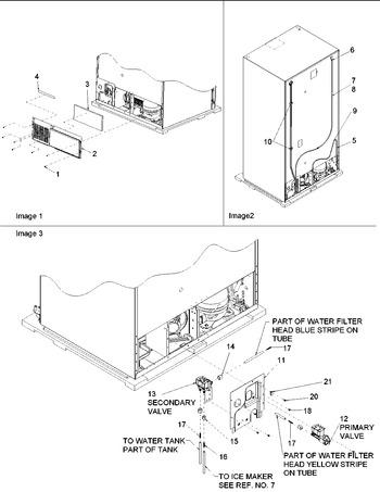 Diagram for ARS2667BS (BOM: PARS2667BS0)